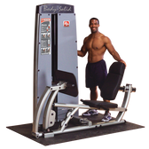 Body-Solid Pro Dual Leg & Calf Press Machine