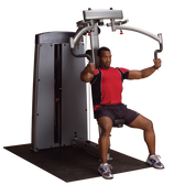Body-Solid Pro Dual Pec & Rear Delt Machine