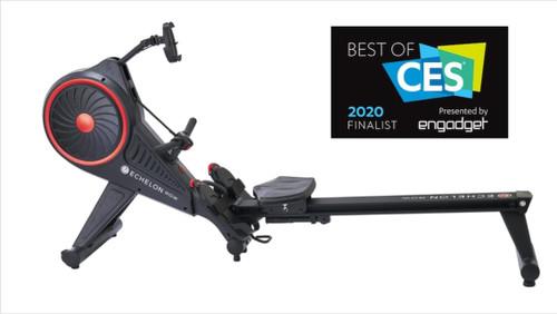 Echelon New Smart Rower - CES 2020 Award Winner