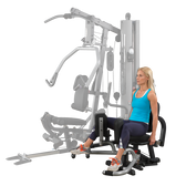 G Series Inner and Outer Thigh Attachment Shown attached to G5S home gym