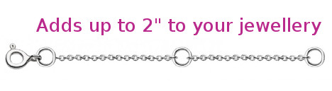 Children's Jewellery Size guide | Kids Jewellery Measuring