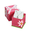 D for Diamond Gift Box