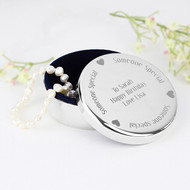 Personalised trinket box for someone special