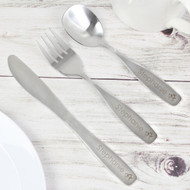 Personalised Fairy Cutlery Set