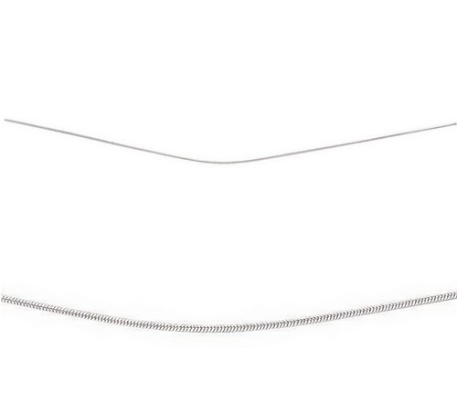 N502 sterling silver snake chain