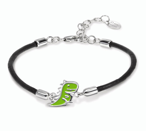 Boy's D for Diamond Dinosaur Bracelet