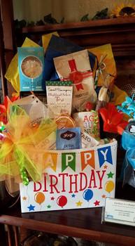 The Birthday Snack Basket