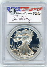 1997-P Proof ASE PR70 PCGS Moy red, white, blue label