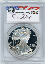 2000-P Proof ASE PR70 PCGS Moy red, white, blue label