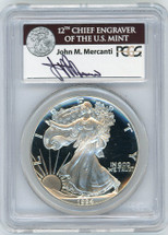 1994-P Proof ASE PR70 PCGS Mercanti ASE label