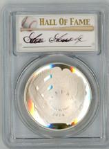 2014-P Proof Legends of Baseball PR70 PCGS Goose Gosage - RP signature