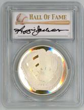 2014-P Proof Legends of Baseball PR70 PCGS Reggie Jackson - OF signature