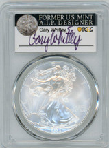 2008 ASE MS70 PCGS Gary Whitley label *POP 25*