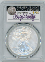 2009 ASE MS70 PCGS Gary Whitley label *POP 25*