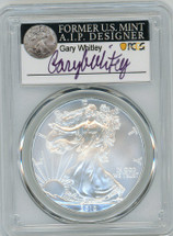 2010 ASE MS70 PCGS Gary Whitley label *POP 25*