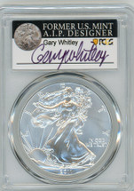 2011-(S) ASE MS70 PCGS Struck at San Francisco Gary Whitley label *POP 25*
