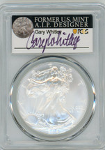2012-(S) ASE MS70 PCGS Struck at San Francisco Gary Whitley label *POP 25*