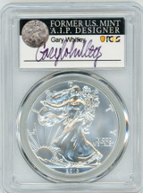 2013 ASE MS70 PCGS Gary Whitley label *POP 25*