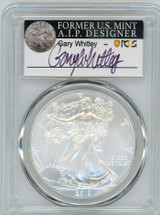 2013-(S) ASE MS70 PCGS Struck at San Francisco Gary Whitley label *POP 25*