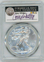 2014 ASE MS70 PCGS Gary Whitley label *POP 25*