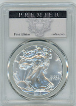 2017 ASE MS70 PCGS Premier First Edition 1 of 10,000 label