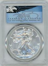 2020 ASE MS70 PCGS FDOI T. Cleveland blue eagle