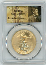 2017 $50 Gold Eagle MS70 PCGS First Strike St. Gaudens 1 of 503