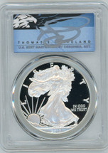 2017-S Proof ASE PR70 PCGS Lmtd. Ed Proof Set First Strike T. Cleveland blue eagle