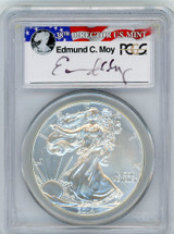 2014-(W) ASE MS70 PCGS Struck at West Point Moy r/w/b label