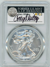 2012-W Burn ASE SP70 PCGS Gary Whitley