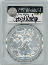 2018-W Burn ASE SP70 PCGS Gary Whitley