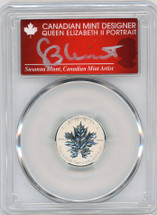 2013 Canada $2 ML/Ag Rev Proof PR70 PCGS S. Blunt Queen label