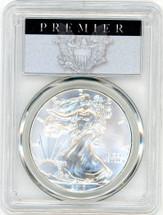 2017 $1 Silver Eagle MS69 PCGS PREMIER label