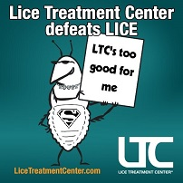 LTC helps you fight super lice . . . naturally!