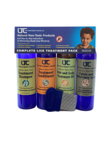 Complete Lice Treatment Pack - by LTC®