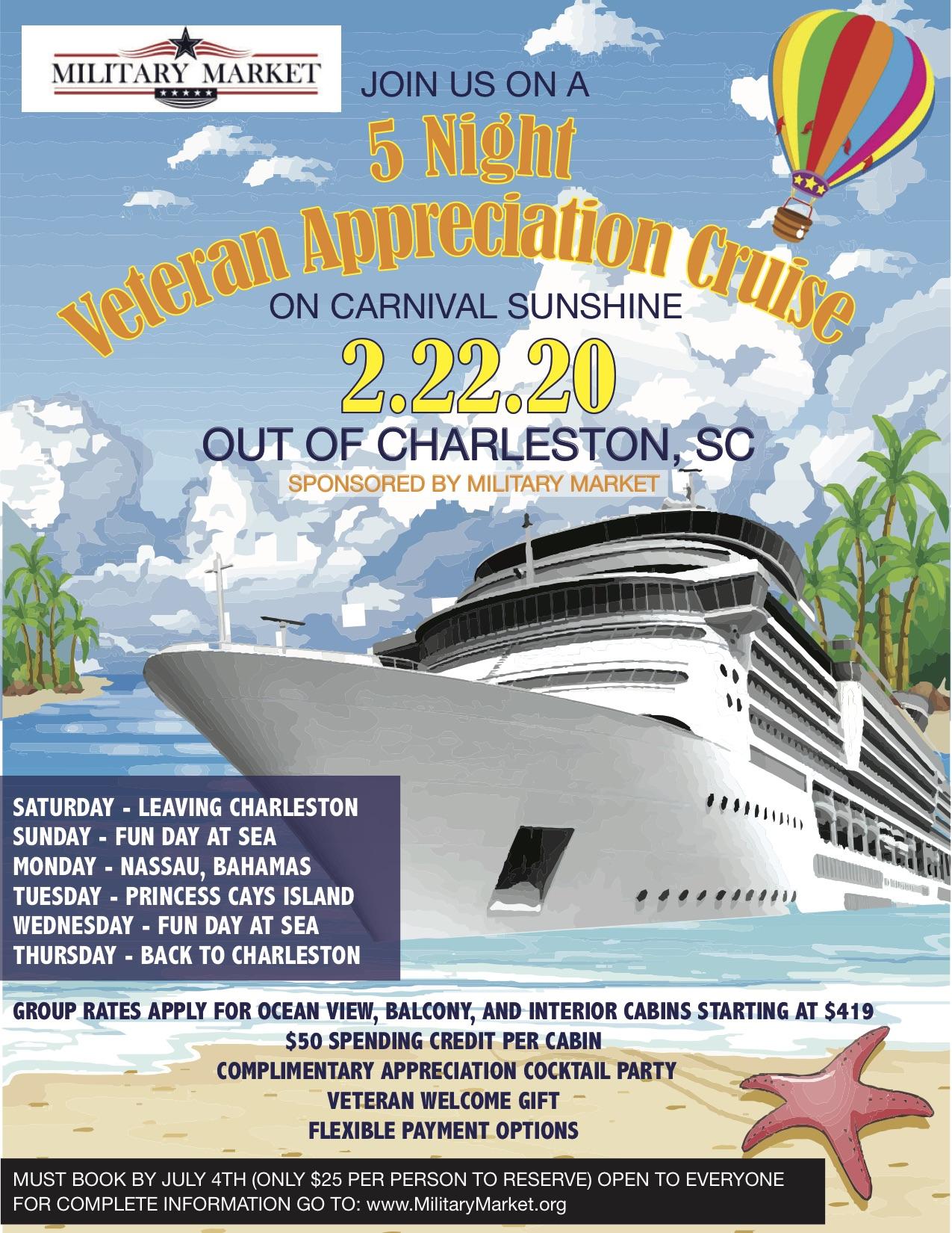 Veteran Cruise
