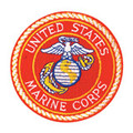"3"" US Marines Patch"