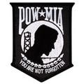 """3"""" POW MIA Patch"""