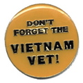 Don't Forget the Vietnam Veteran Lapel Pin