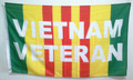 Vietnam Veteran Ribbon Flag