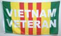 Vietnam Veteran Ribbon Flag