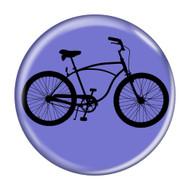 Bike Road Cruiser Cycling Biking Pinback Buttons