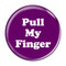 """Fart Humor Funny Phrases 1.5"""" Refrigerator Magnets 4 Pack"""