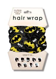 Batman Hair Wrap