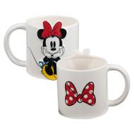 Disney Minnie Mouse 20 oz. 3D Ceramic Mug
