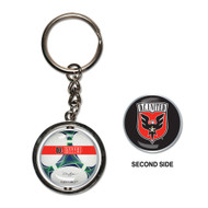 D.C. United Spinner Keychain (WC)