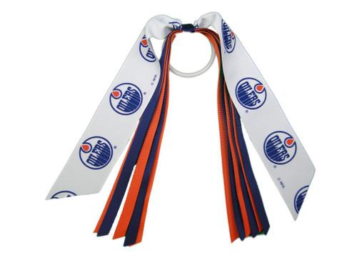 Edmonton Oilers Ponytail Streamer