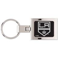 Los Angeles Kings Domed Metal Keychain