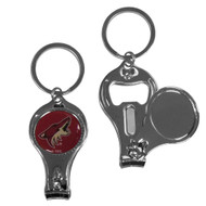 Phoenix Coyotes 3 in 1 Keychain