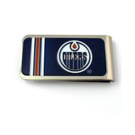 Edmonton Oilers Money Clip